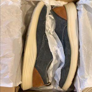 Skechers men's memory foam shoes